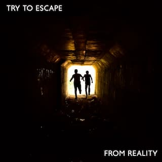 Try to Escape from Reality - Catch the Moment of Soothing Relaxation