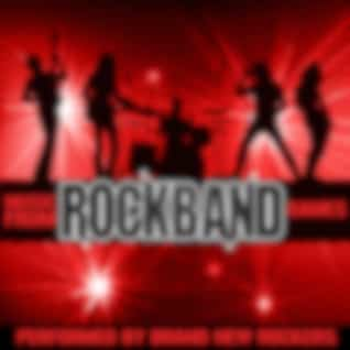 Music from Rockband Games