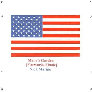 Mary's Garden (Fireworks Finale)