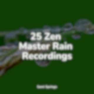 25 Zen Master Rain Recordings