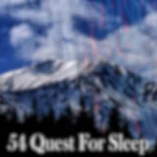 54 Quest for Sleep