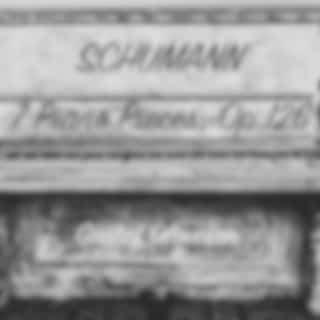 Schumann: 7 Fughetta Piano Pieces, Op.126