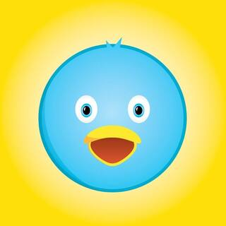 A Blue Duck Named Ducky