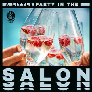 A Little Party in the Salon