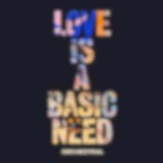 Love is a Basic Need (Orchestral Version)